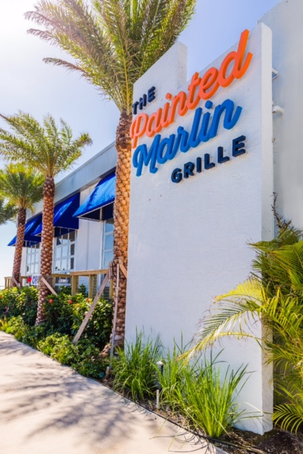 Photo courtesy of The Painted Marlin Grille